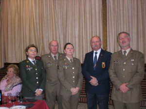 Reservistas Voluntarios y Veterano