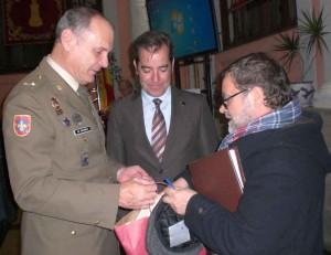 J. de Gregorio, G. Aguado y H. Lafoz