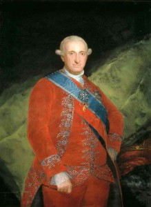 Carlos IV (Goya)