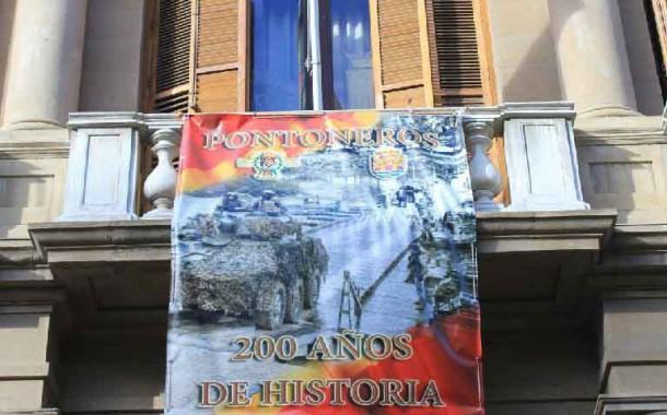 Exposición Pontoneros 200 años de historia