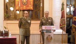 Generales Godoy Malvar y De Gregorio
