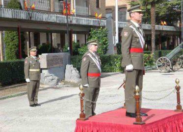 Festividad de San Juan Bosco, Patrón de los Especialistas del Ejército de Tierra