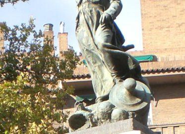 Homenaje a las Heroínas de los Sitios de Zaragoza