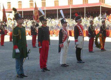 La Academia General Militar de Zaragoza celebra su CXXXIV Aniversario