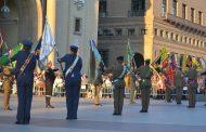 Retreta Militar en Zaragoza
