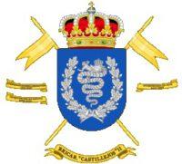 Escudo de la BRC Castillejos II