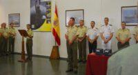 El Delegado de Defensa en Aragón preside el acto