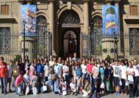 Gran exposición infantil en el palacio de la antigua Capitanía General de Aragón