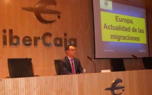CONFERENCIA EUROPA. ACTUALIDAD DE LAS MIGRACIONES