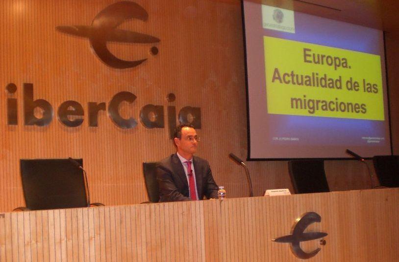 Conferencia europa actualidad de las migraciones manuel - Coronel banos ...