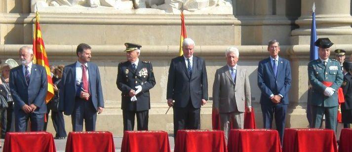 El Delegado del Gobierno de España en Aragón preside el acto