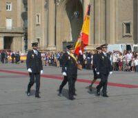 Incorporación de la Bandera