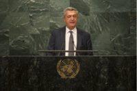 Alto Comisionado de la ONU Filippo Grandi