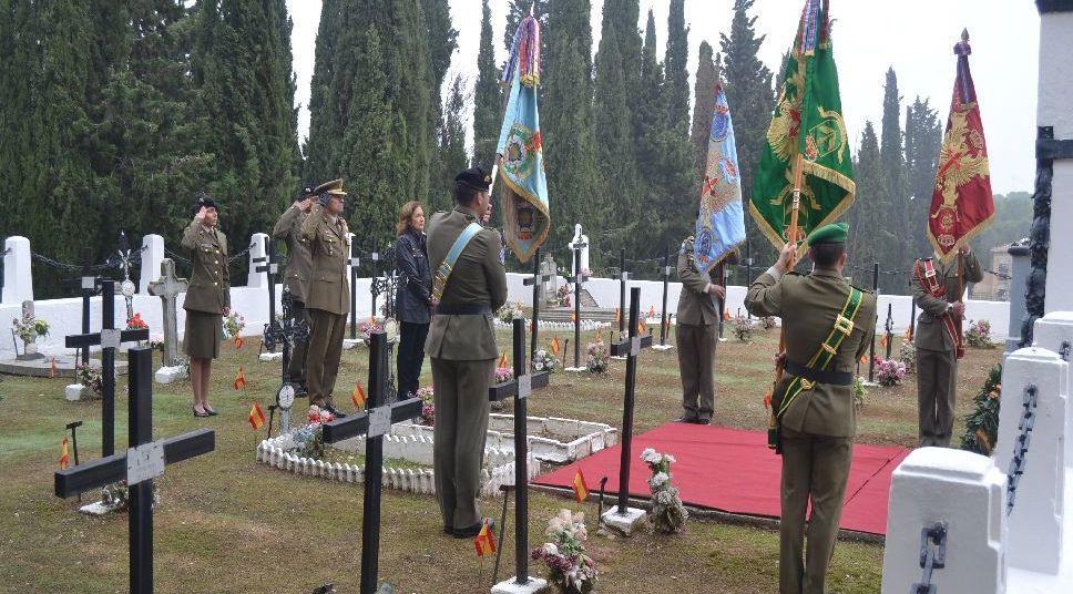 Homenaje a los Caídos (parcela 58) Foto COMIL