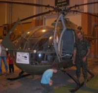 Helicóptero Bolkow BO-105