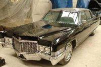 Cadillac Fletwood 1973