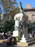 Monumento a las Heroínas de Los Sitios