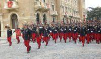 Desfile por la Avenida del Ejército
