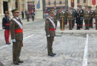 El TG Carrasco Gabaldón cierra el acto militar
