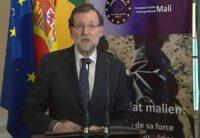 España presente en Mali