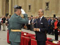 José Hermida Blanco recibe la Cruz de Plata