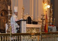 Arzobispo de Zaragoza Vicente Jiménez