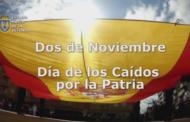 Por todos nuestros soldados que dieron su vida por España. La muerte no es el final.