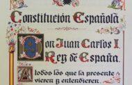 CONMEMORACIÓN DEL XXXVIII ANIVERSARIO DE LA CONSTITUCION
