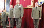ACTO DE TOMA DE POSESION DE MANDO DE LA JEFATURA DE INTENDENCIA DE ASUNTOS ECONOMICOS ESTE