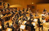 CONCIERTO DE LA UNIDAD DE MUSICA DE LA AGM Y DE LA BANDA SINFONICA DEL CSMA EN LA SALA MOZART