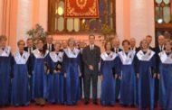 CONCIERTO DE NAVIDAD CORAL SAN HERMENEGILDO Palacio antigua Capitanía General de Aragón
