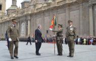 Jura de Bandera de Personal civil en Zaragoza