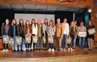 """Alumnos del Instituto de Educación Secundaria """"Pablo Serrano """"de Andorra (Teruel) """"Premio Ejército Regional 2017"""""""
