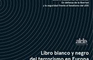 PRESENTACIÓN LIBRO BLANCO Y NEGRO DEL TERRORISMO EN EUROPA