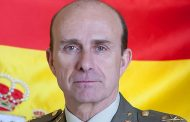 Ascenso el General Lanchares Dávila
