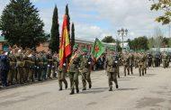 La Agrupación de Apoyo Logístico 41 celebró sus treinta y un años en Zaragoza
