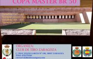 SE CELEBRA EN ZARAGOZA LA COMPETICIÓN DE TIRO COPA MÁSTER BR-50