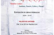 EXPOSICIÓN DE PINTURA RÁPIDA EN EL PALACIO DE CAPITANÍA