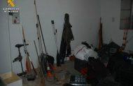 Guardia Civil y Policía Local localizan una nave en San Juan de Mozarrifar utilizada para almacenamiento y manipulación de pescado capturado de manera ilegal