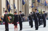 EL CUERPO NACIONAL DE POLICÍA CELEBRA EN ZARAGOZA LA FESTIVIDAD DE LOS SANTOS ÁNGELES CUSTODIOS