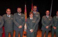Una Agente de la Guardia Civil de Zaragoza, recibe el reconocimiento del Ministerio del Interior por su dedicación en el Plan Director para la Convivencia y Mejora de la Seguridad Escolar