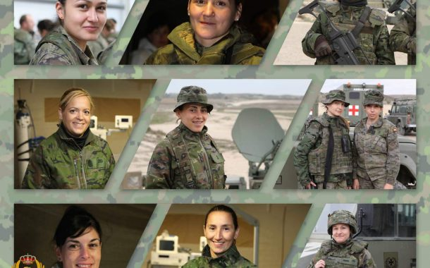 Día de la Mujer Ejército de Tierra