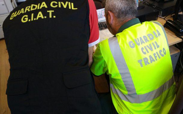 La Guardia Civil desarticula un Grupo Criminal dedicado a la estafa en la compraventa de vehículos