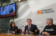 Robles visitará el ejercicio de simulación de catastrófes de la UME 'Aragón 19'