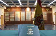 LA GUARDIA CIVIL INAUGURA UN MEMORIAL EN RECUERDO DE LOS AGENTES FALLECIDOS EN ACTO DE SERVICIO