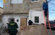 La Guardia Civil realiza una operación contra la defraudación del fluido eléctrico en la localidad de Épila