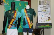 "La Guardia Civil organiza la ""II Correría de la Guardia Civil"" en Zaragoza"