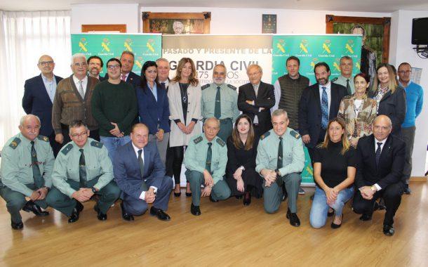 La Guardia Civil dona las recaudaciones obtenidas durante los actos solidarios celebrados conmemorativos del 175 aniversario de esta Institución en Zaragoza a ATADES, ACIME y Hermandad del Refugio