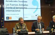 """CONFERENCIA DE LA FUNDACIÓN MANUEL GIMÉNEZ ABAD """"LAS FUERZAS ARMADAS ESPAÑOLAS EN EL MUNDO"""""""