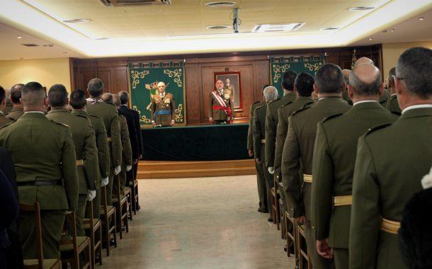 Noveno aniversario de la constitución de la Brigada Logística.